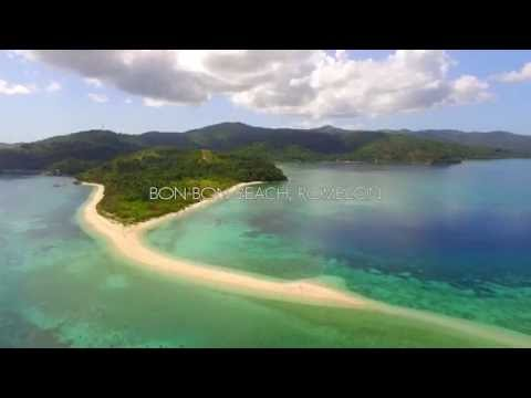 Romblon's Amazing Bon-Bon Beach