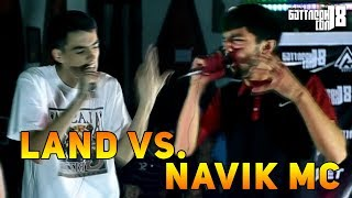 КИ МЕЗАНА? Navik MC vs. Land (RAP.TJ)