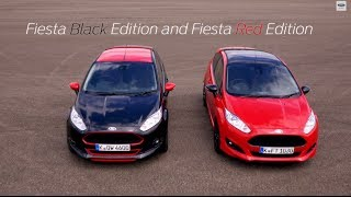 Fiesta - Red / Black