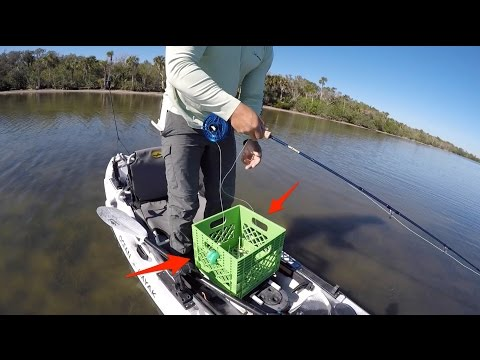 Fly Fishing From A Kayak: Fly Line Tips & Tricks