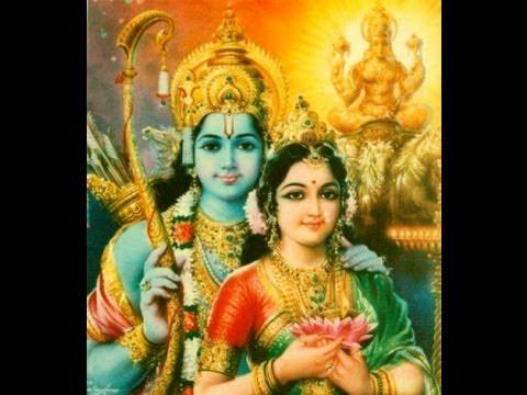 Sita Rama Stotram By Hanuman - Audio, Slokham with Meaning