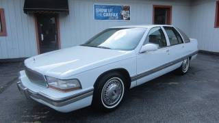 1995 Buick Roadmaster Limited In Depth Review, Start Up, Exhaust, and Test Drive