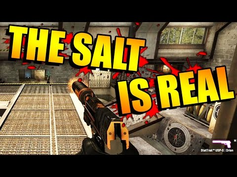 CS GO - E231 The Salt Is Real