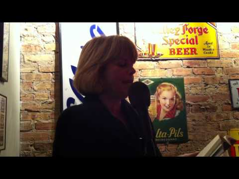 Patricia Ann McNair reads at Tuesday Funk