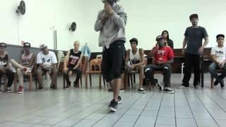 Rick Barbosa - Live Dance 3 THE KILLAH FreeStep 2014