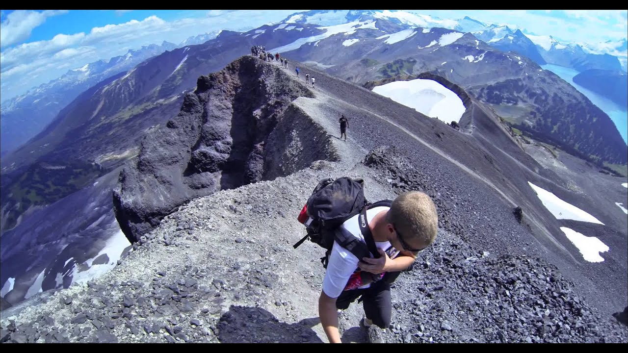 Hiking the black tusk youtube sciox Gallery