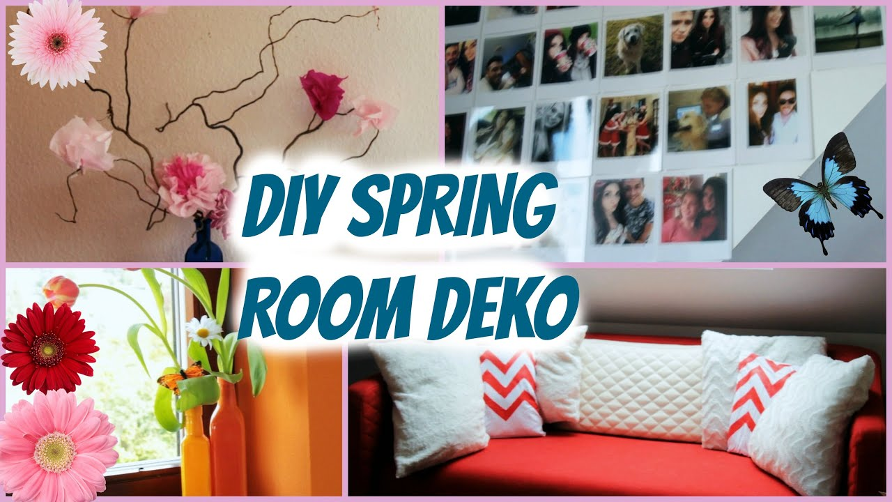 DIY TUMBLR ZIMMER DEKO-IDEEN ( deutsch ) | Luisa Crashion - YouTube