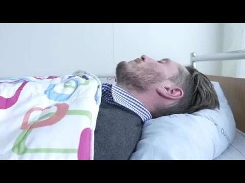 A healthy nap with sleep researcher Poul Jennum