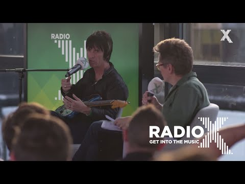 Johnny Marr opens up about The Smiths split