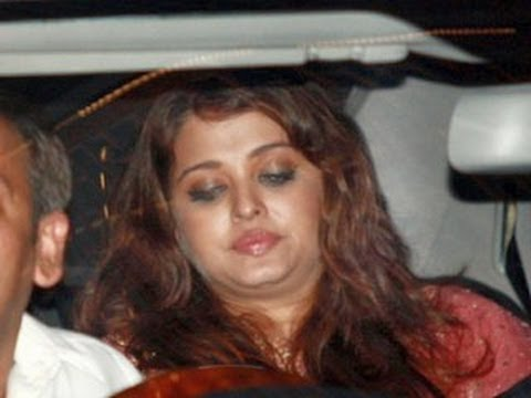 Aishwarya Rai's Shocking Weight Gain