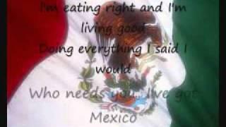 Eddy Raven I Got Mexico Lyrics