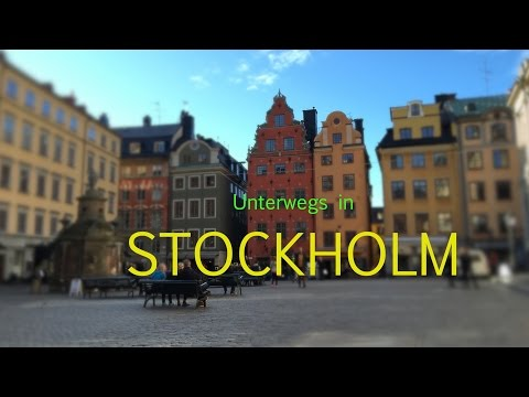 WONDERFUL STOCKHOLM - VISIT SWEDEN