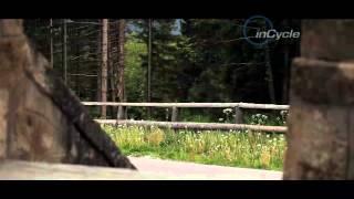 inCycle video: Eros Poli rides stage 20 of the Giro d'Italia