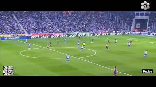 10 - 11 Season Barcelona Goals : Movement, Penetrate