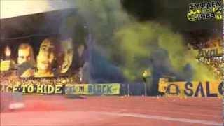 Ultras Greece-AEL Limassol