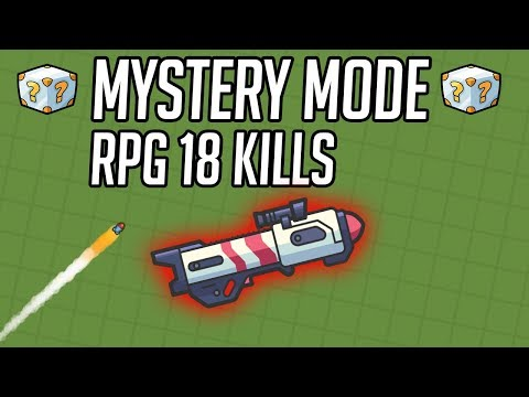 Zombs Royale | Mystery Mode RPG 18 Kills