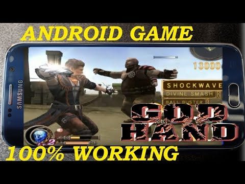 How To Download God Hand Android Game 100% Working | Live Gameplay