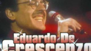 Eduardo De Crescenzo E la musica va  Auditorium Rai 1995