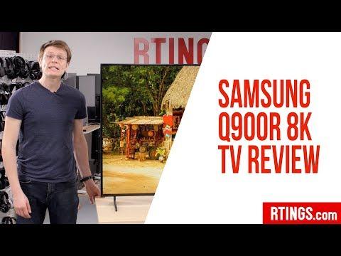 Samsung Q900R 2019 8k TV Review - RTINGS.com