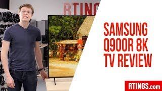 Samsung Q900R 2019 8k TV Review - RTINGS.com