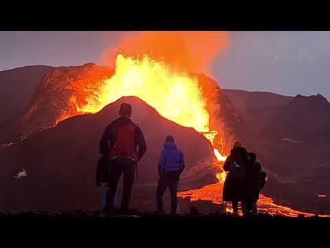 Geldingadalur Panorama 💥 Volcano overview 20.05