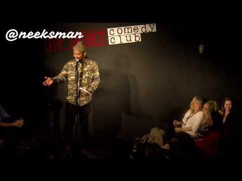 Comedian Meets Musical Genius