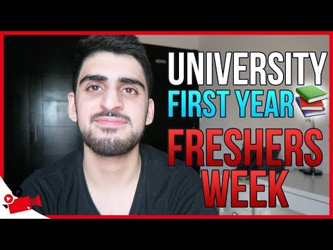 University: Surviving First Year & Freshers Week - Made fun of for NOT drinking?!