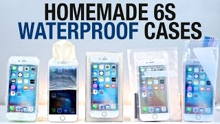 Download Best Waterproof iPhone 6S Cases - Homemade Edition Mp3 and Videos