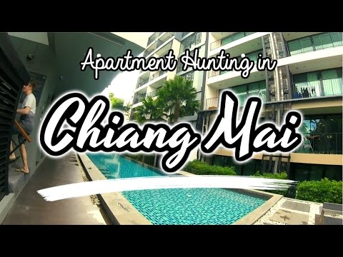 8 AWESOME APARTMENTS TO RENT   Chiang Mai Thailand