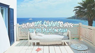 Ultimate Summer MegaMix by DJ pluTONYum