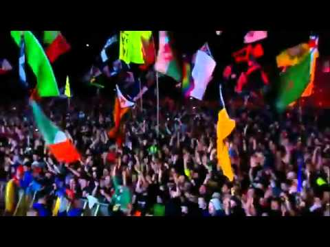 U2 Glastonbury 2011 - Even Better Than The Real Thing + The Fly