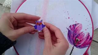 видео Нитки, булавки, магнит для шитья