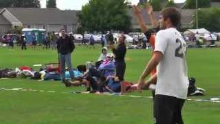 Seattle Sockeye vs Denver Johnny Bravo - 2014 Emerald City Classic - Pool Play (M)