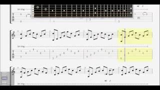 [Guitar TAB] Hòn đá cô đơn