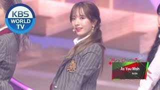 WJSN - As You Wish [Music Bank / 2019.12.20]