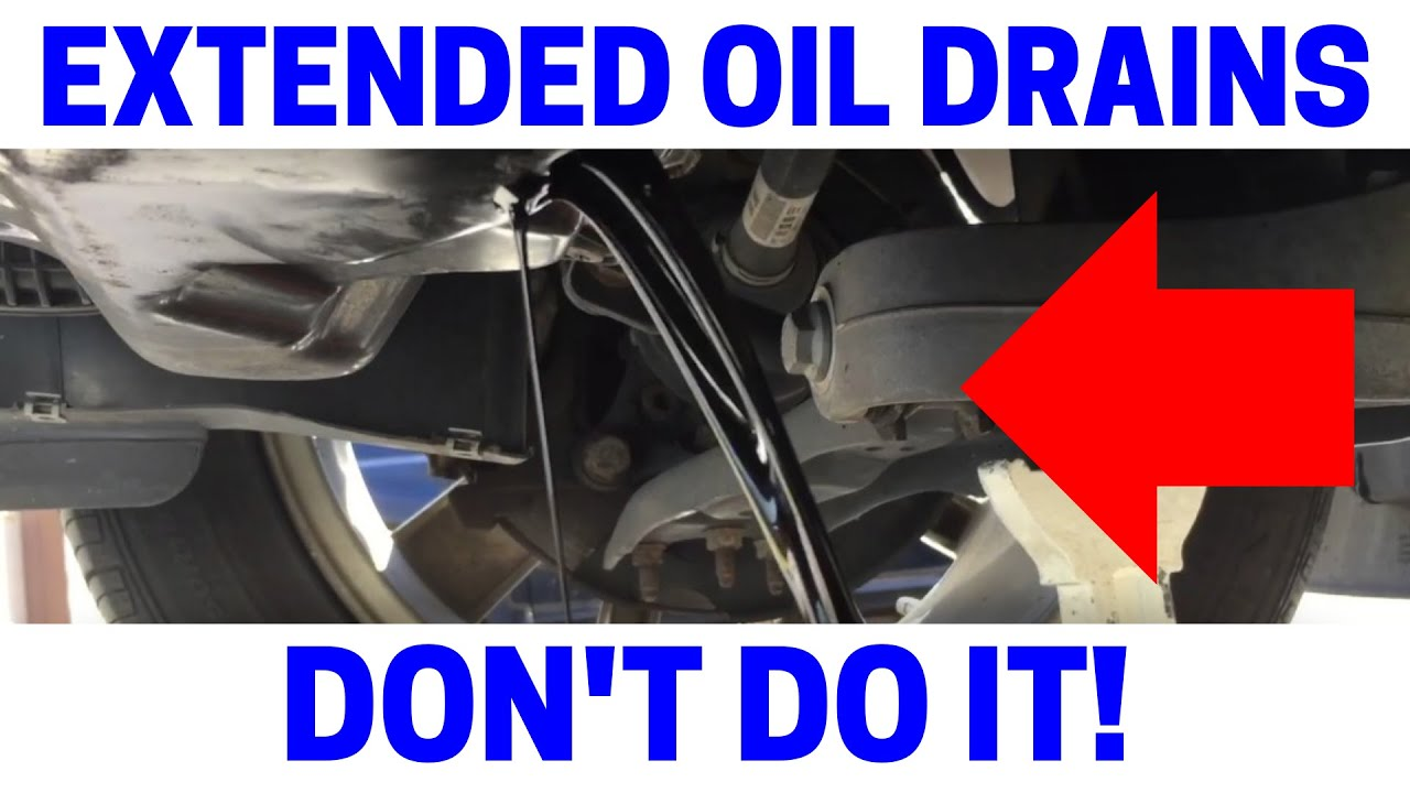 Never Use Synthetic High Mileage Motor Oil Until Watching This