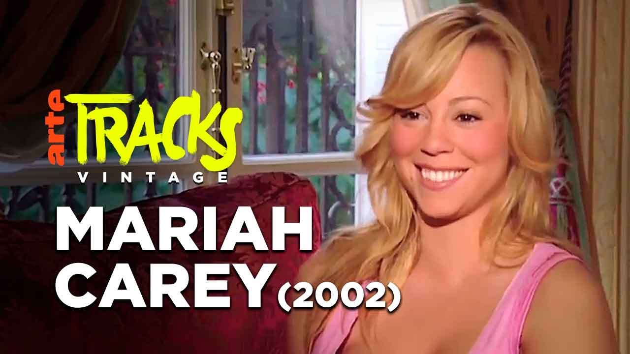 Mariah Carey über ihre Kindheit, Mental Health und Bescheidenheit (Vintage 2002) | Arte TRACKS