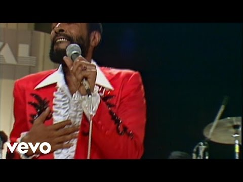 Marvin Gaye - I Heard It Through The Grapevine (Live)