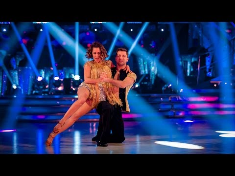 Caroline Flack & Pasha Kovalev Cha Cha to 'Can you Feel It' - Strictly Come Dancing: 2014 - BBC One