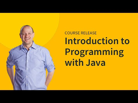 Java Essentials: Introduction to Programming with Java