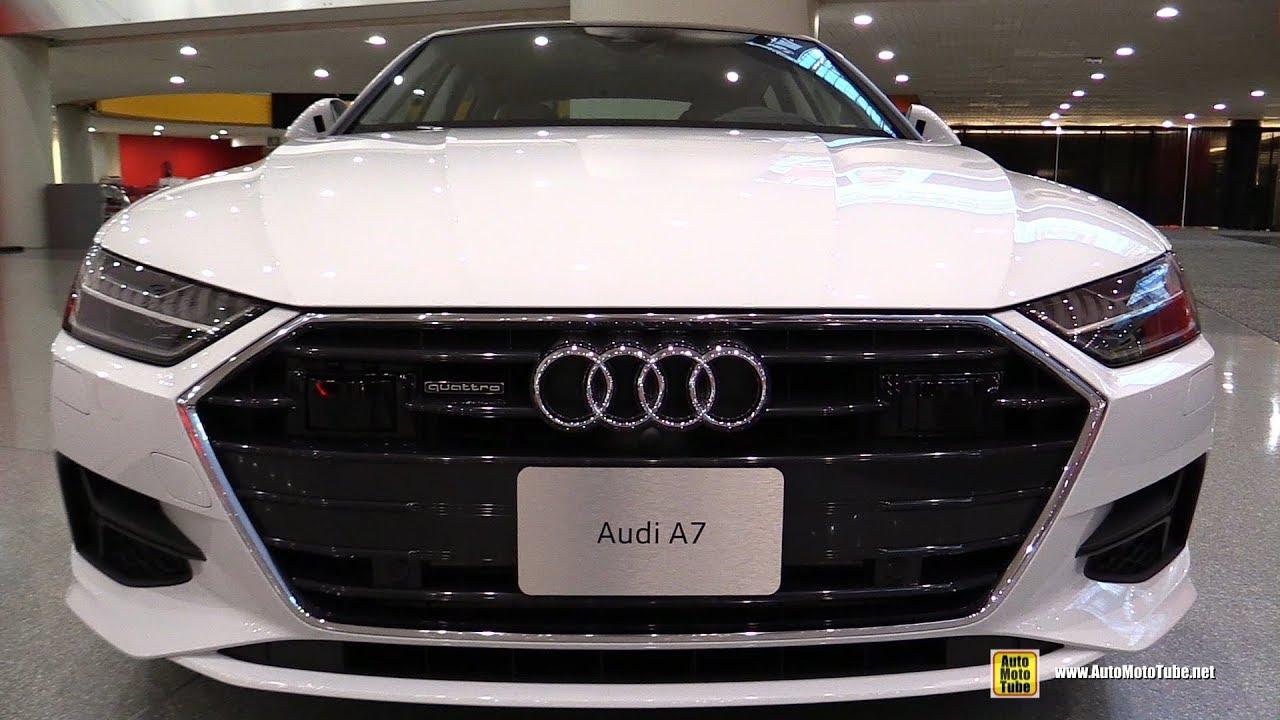 2019 Audi A7 - Exterior Walkaround - 2019 NY Auto Show