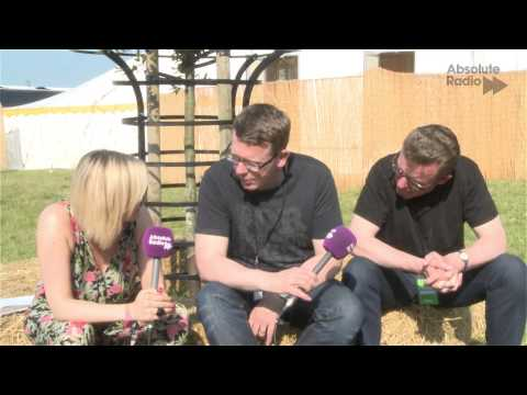 The Proclaimers Interview at Cornbury Festival 2013