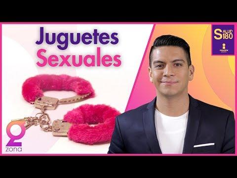 Juguetes sexuales en pareja | Zona G con Juan Carlos Acosta