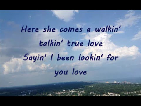 Blue Clear Sky by George Strait | LYRICS
