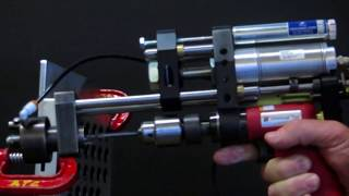 Andrews Tool Co - Pistol Grip Power Feed Drill Motor Demonstration