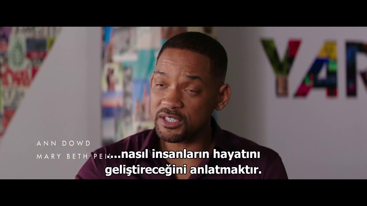 Collateral Beauty First Scene (What is your Why?) - YouTube