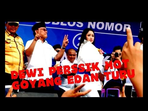 HOT Dewi Perssik Goyang Edan Turun