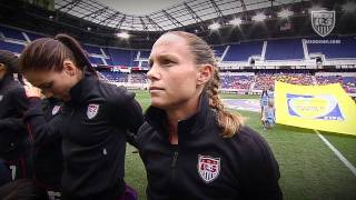U.S. Soccer Female Athlete of the Year - 2011 Best of U.S. Soccer