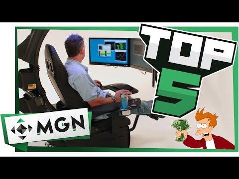 5 ACCESORIOS PARA GAMERS QUE NUNCA PODRÁS COMPRAR | MGN