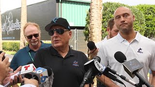 Miami Marlins owner Bruce Sherman: 'We want to win'